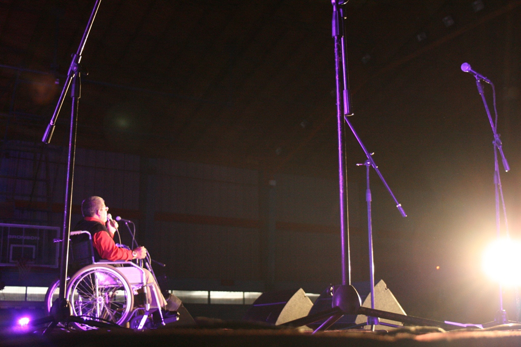Festival Voz de la Discapacidad