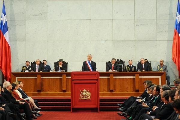 Cuenta Pública 21 de Mayo de 2012