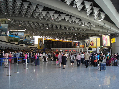 Aeropuerto Flickr Galio