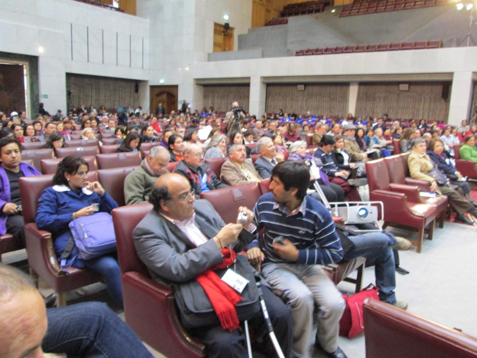 Seminario DEI / Fuente: Integrados Chile
