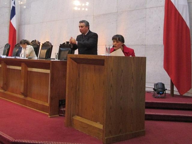Seminario DEI / Crédito: Integrados Chile