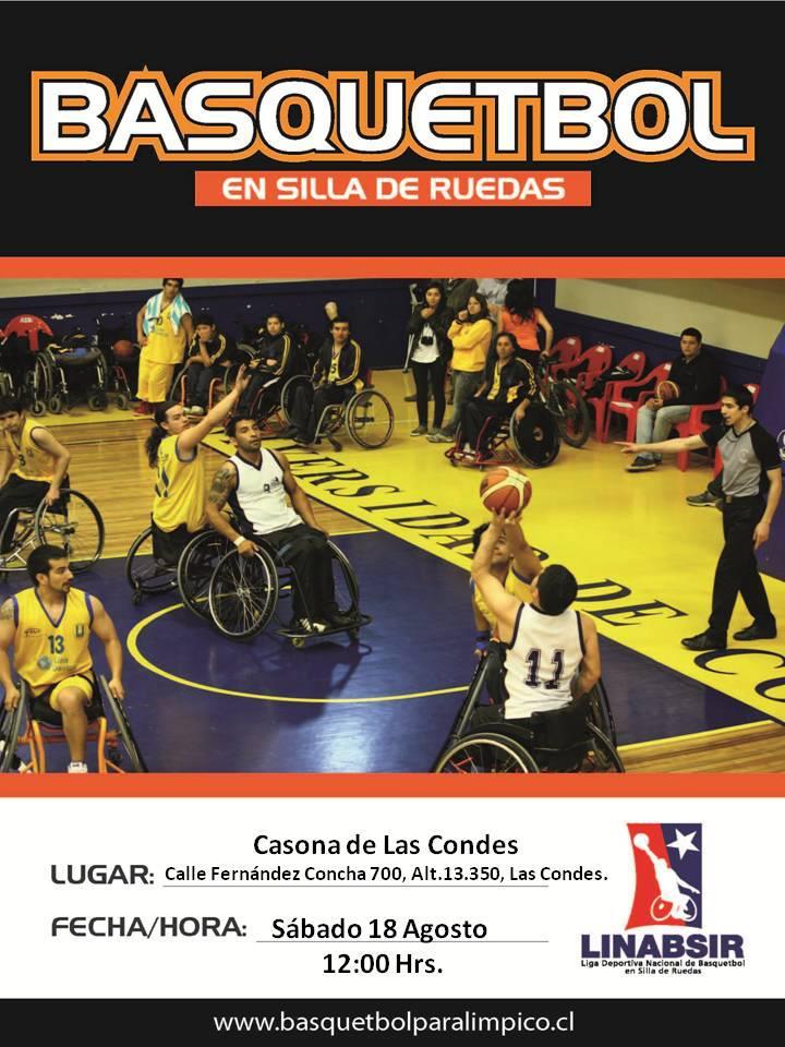 Liga Nacional de Básquetbol en Silla de Ruedas