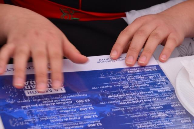 Fonda Inclusiva 2012 - Crédito: www.providencia.cl