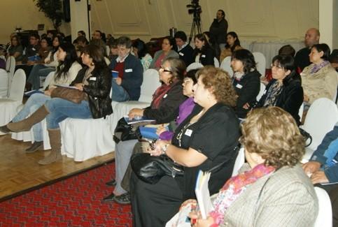 Jornada Plandisc realizada en Concepción - Crédito: Senadis