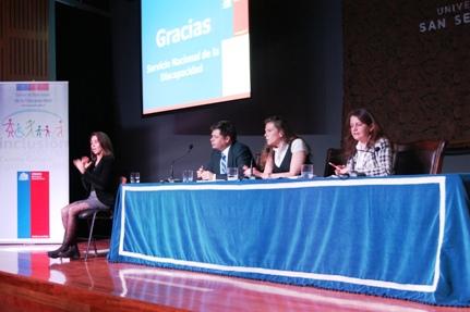 Cuenta pública 2011 de Senadis - Crédito: Senadis
