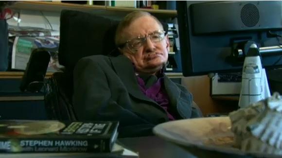 Stephen Hawking - Captura de BBC Mundo