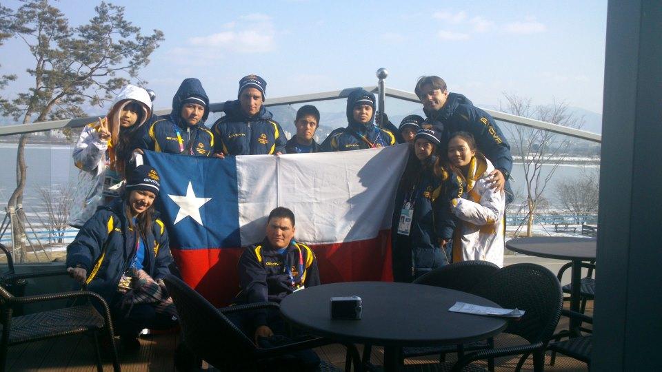Chile Olimpiadas Especiales 1