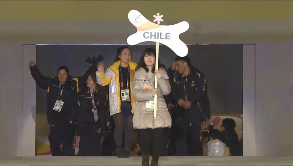 Chile Olimpiadas Especiales 2