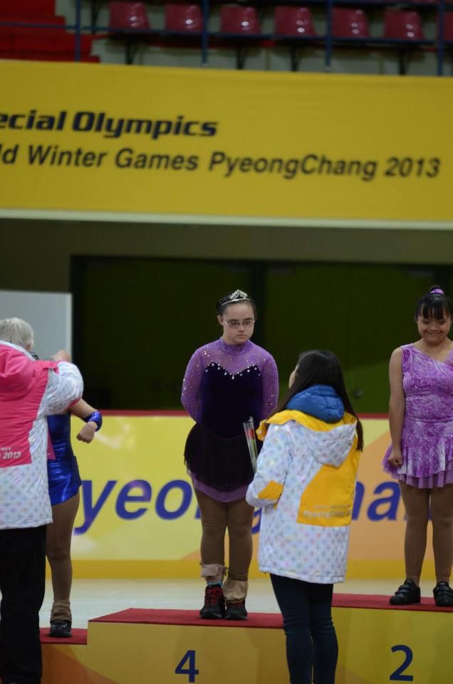 Chile Olimpiadas Especiales 4