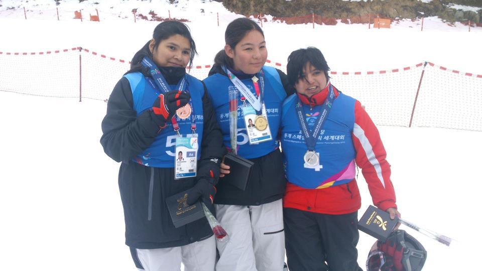 Chile Olimpiadas Especiales 7