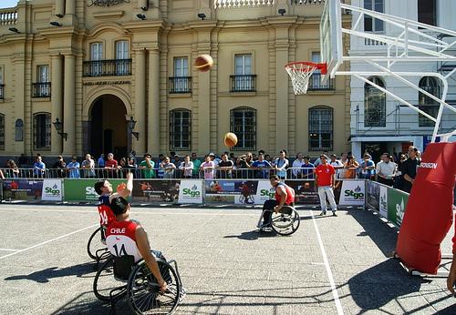 Lanzamiento I Juegos Parasuramericanos / Fuente: Flickr Senadis_gob