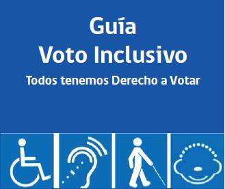 Guía Voto Inclusivo