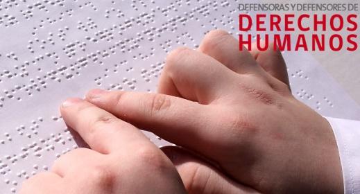 Defensoras y Defensores de DD.HH - Fuente: INDH