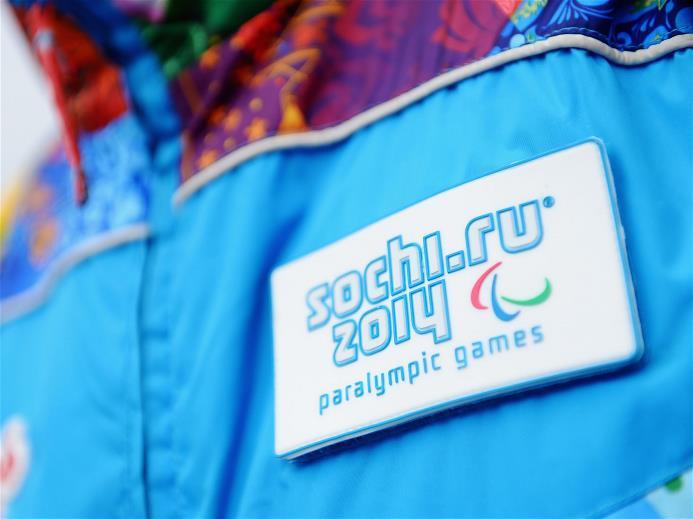Logo de Sochi 2014 / Fuente: Sochi 2014 Paralympic Winter Games