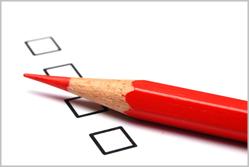 Lápiz con formulario
