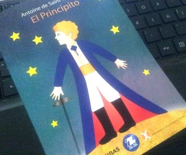 Libro El Principito / Fuente: Integrados Chile