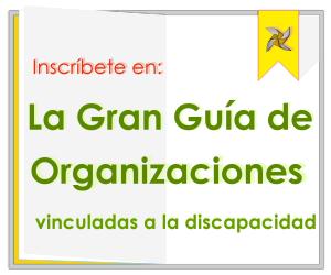 Inscríbete en la Gran Guía de las Organizaciones