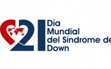 Logo del Día Mundial del Síndrome de Down