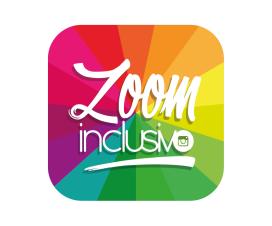 Logo de Zoom Inclusivo