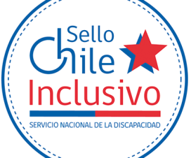 Logo Sello Chile Inclusivo