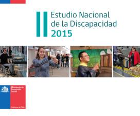 Afiche Segundo Estudio Nacional de la Discapacidad