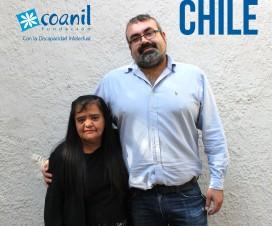 Beneficiarios de la beca Diversa de la Fundación Coanil.