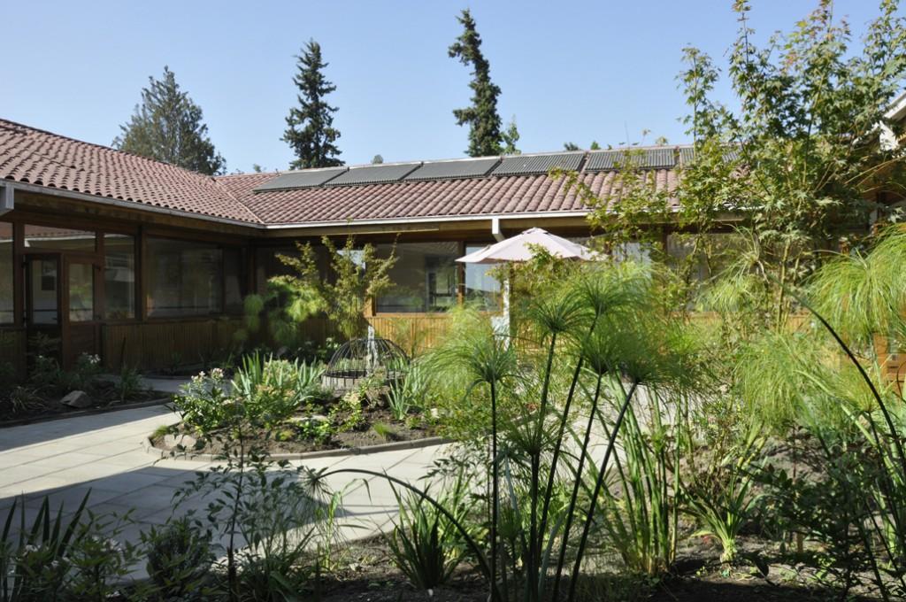 Peque o cottolengo cuenta con nuevo jard n terap utico for 40 nuevos disenos de pequenos jardines