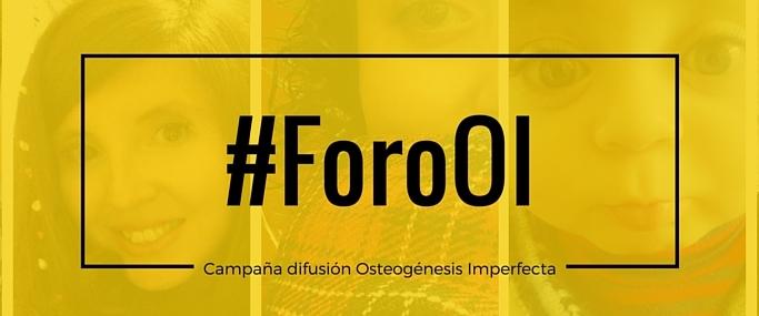 Foro de Osteogenesis Imperfecta 2016
