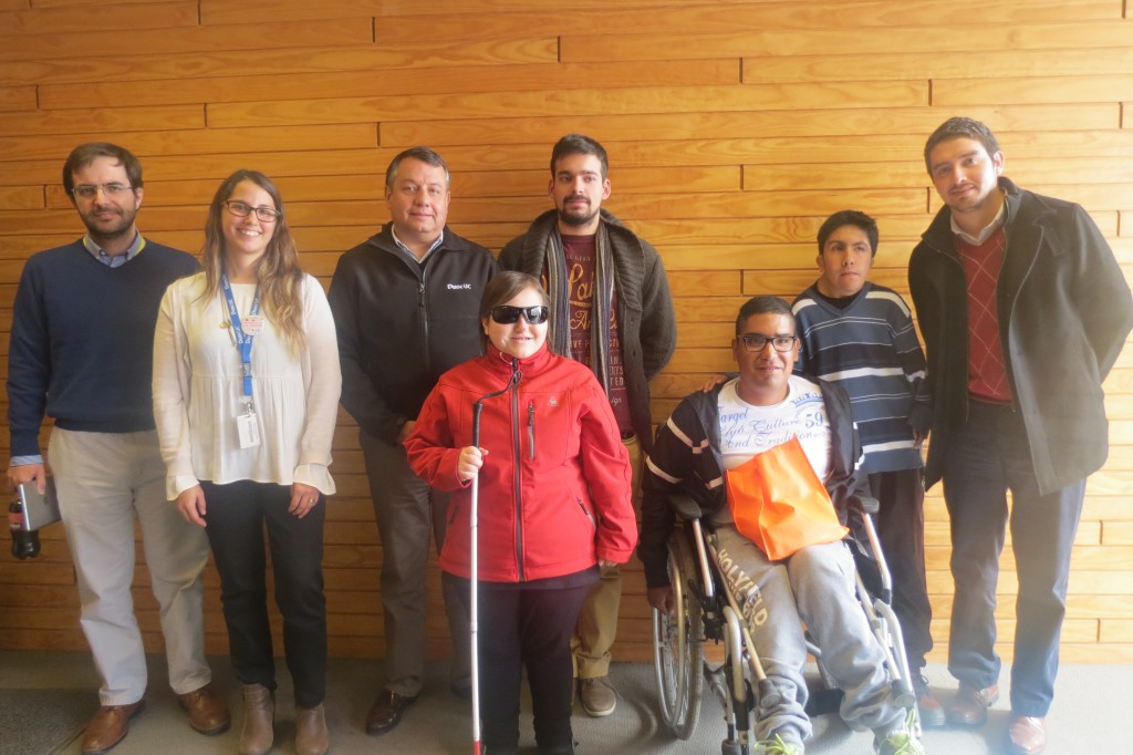 Equipo de la Semana de la Inclusión de DOUC UC - DOUC UC