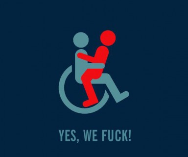 "Afiche de documental ""Yes, we fuck"""