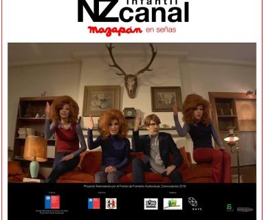 Afiche de NZcanal Infantil
