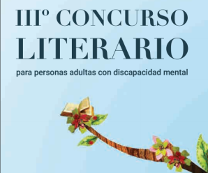 Afiche del II Concurso de Literatura de Fundación Rostros Nuevos