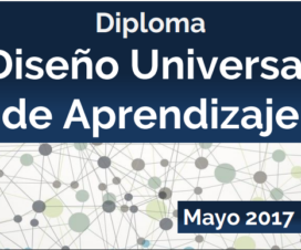 Afiche Diplomada Diseño Universal de Aprendizaje