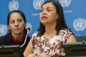 María Soledad Cisternas Reyes - Fuente: Naciones Unidas