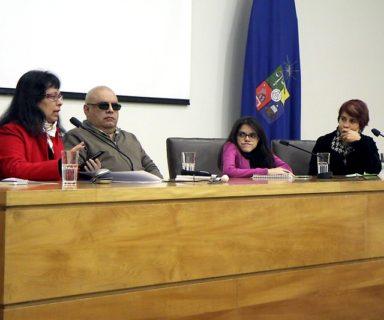 Presentación CFG Discapacidad e Inclusión Social - Fuente: Universidad de Chile