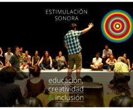 Afiche Estimulación Sonora - Fuente NAVE