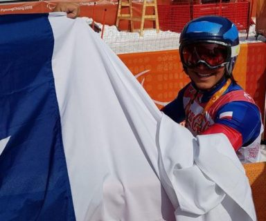 Nicolás Bisquertt - Fuente: Paralímpico.cl